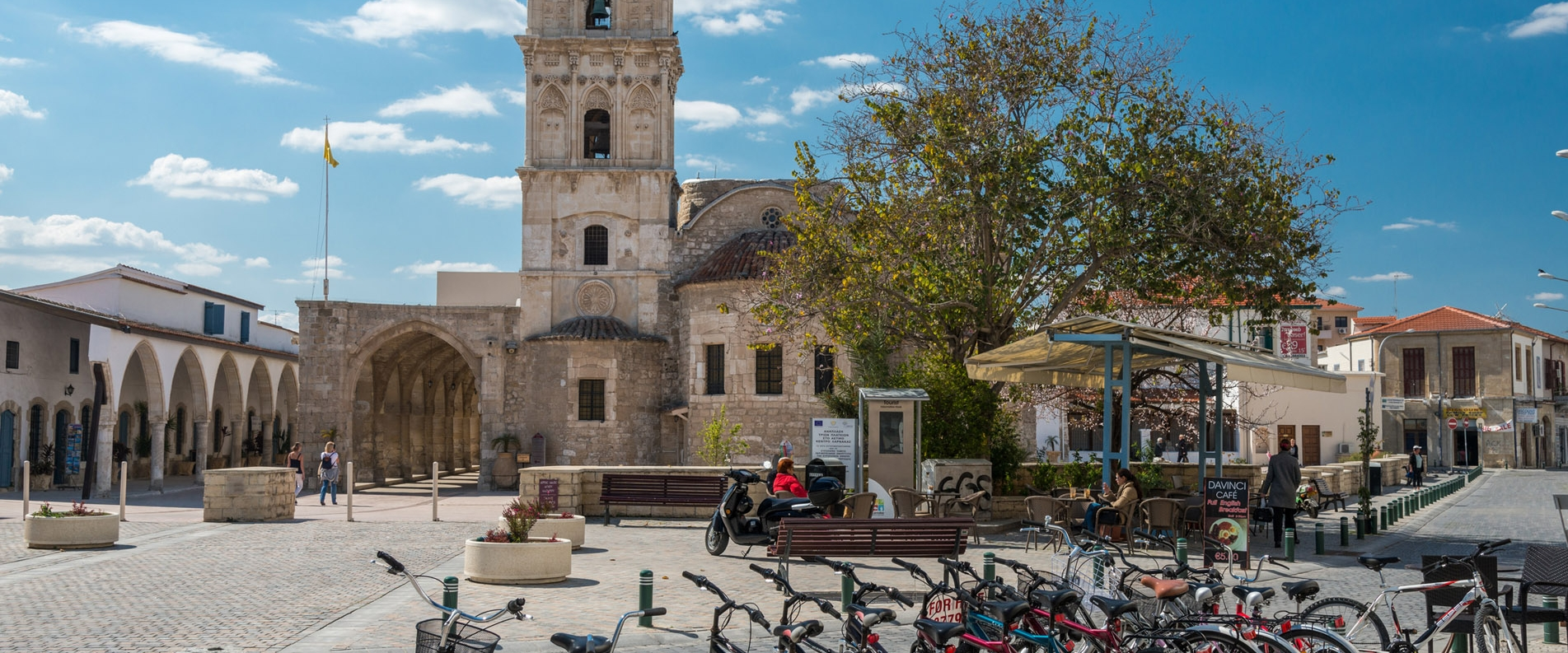 Things to do in Larnaca: museums, attractions and restaurants