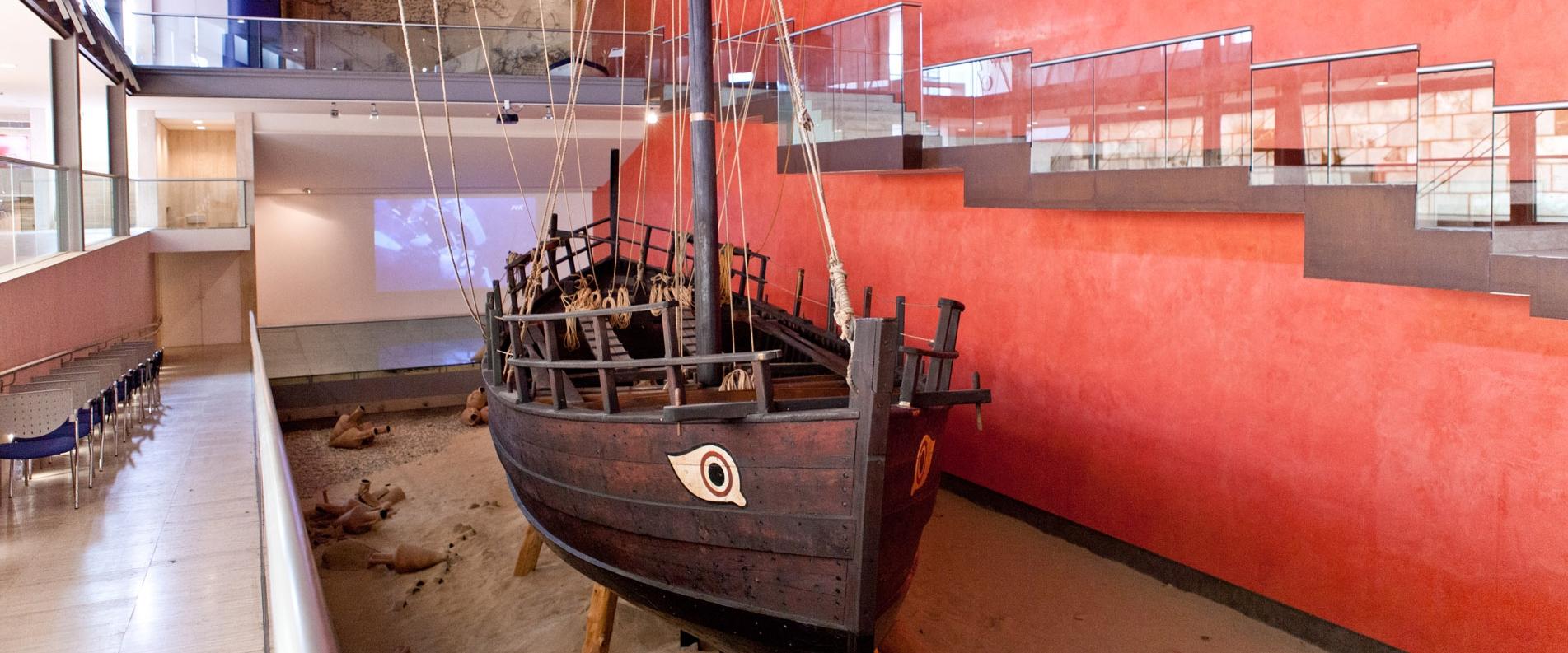 Музеи Айя-Напы: морская сага