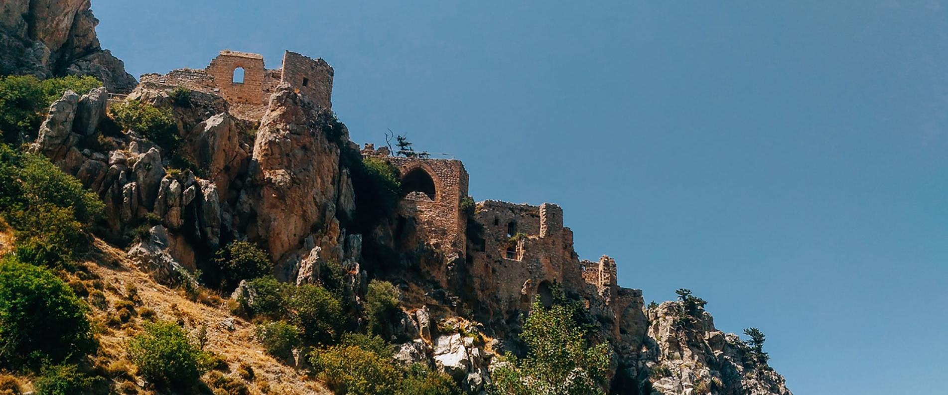 Поездка в замок Святого Иллариона