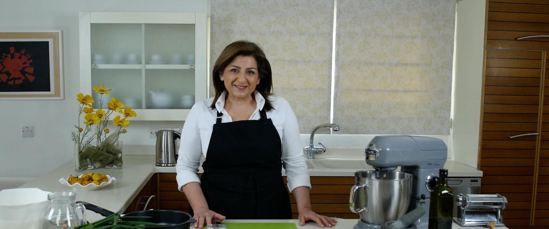 Кипрская кухня с Мариленой: Спанакопита — рулеты со шпинатом