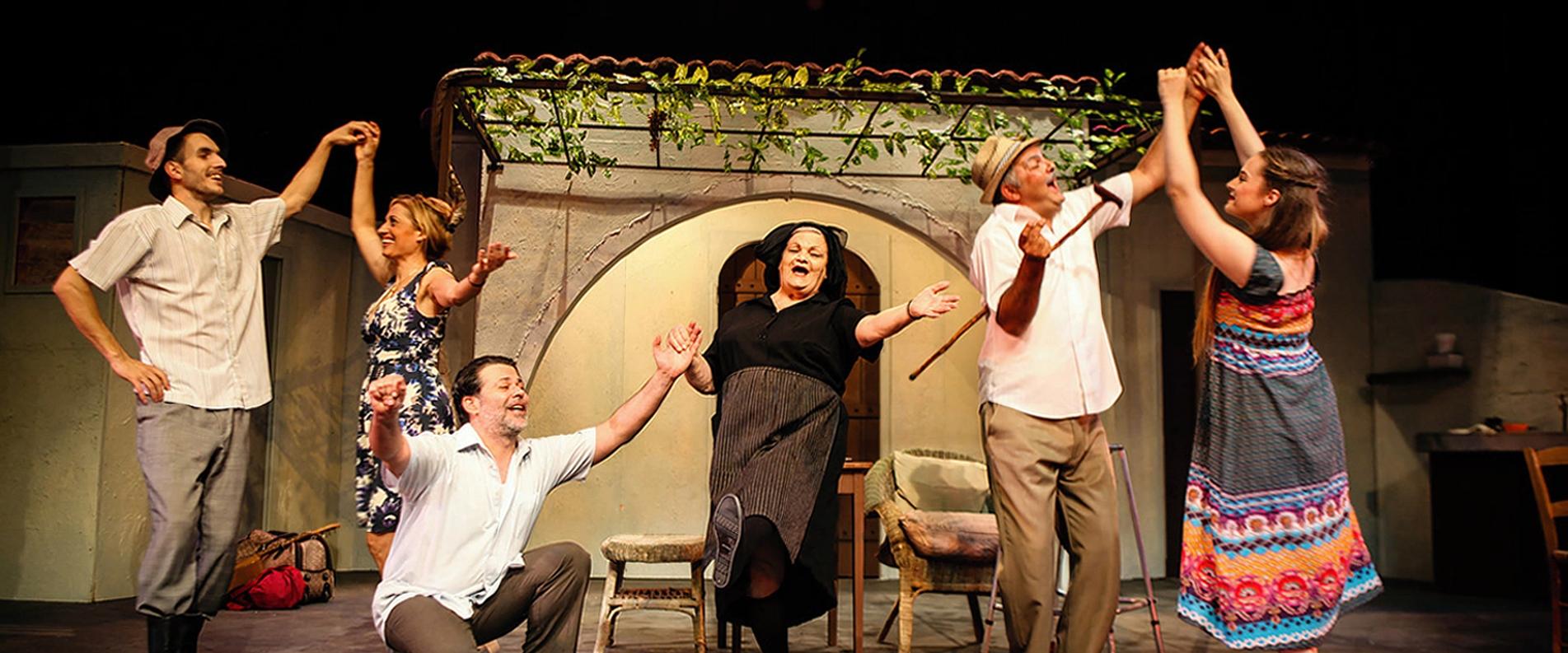 Театры на Кипре: классические и современные спектакли