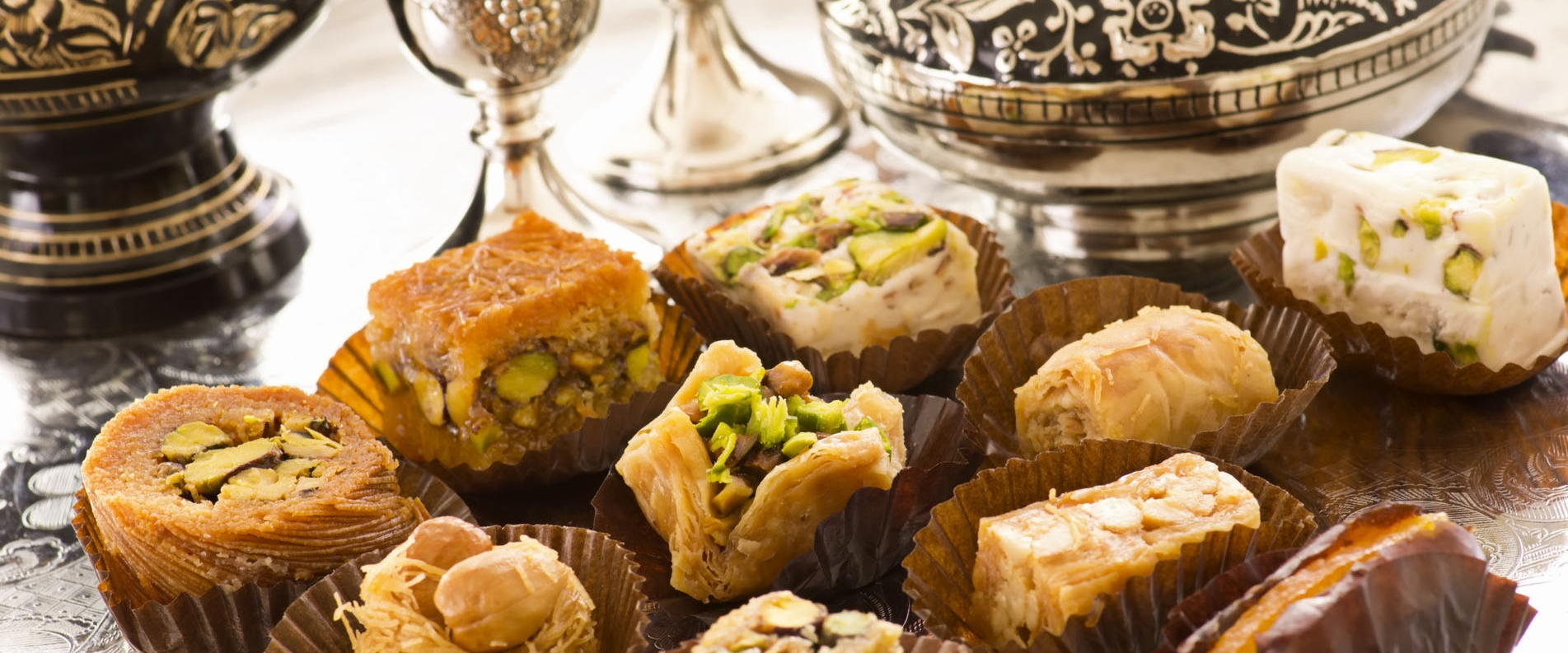 Traditional Cypriot sweets and desserts