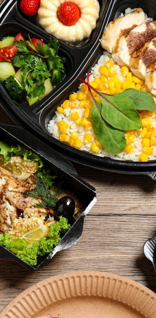 Доставка готовой еды на Кипре