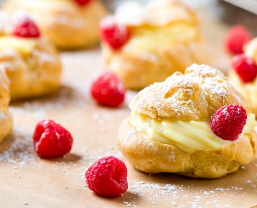 Cream Puff Recipe